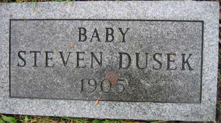 DUSEK, STEVEN - Linn County, Iowa | STEVEN DUSEK