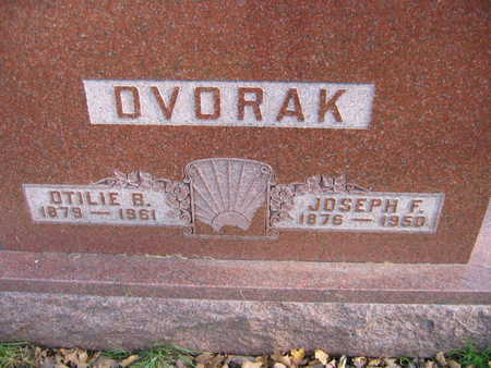 DVORAK, JOSEPH F. - Linn County, Iowa | JOSEPH F. DVORAK