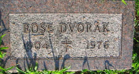 DVORAK, ROSE - Linn County, Iowa | ROSE DVORAK