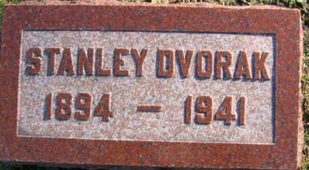 DVORAK, STANLEY - Linn County, Iowa   STANLEY DVORAK
