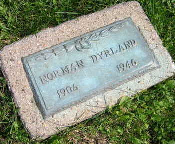 DYRLAND, NORMAN - Linn County, Iowa | NORMAN DYRLAND