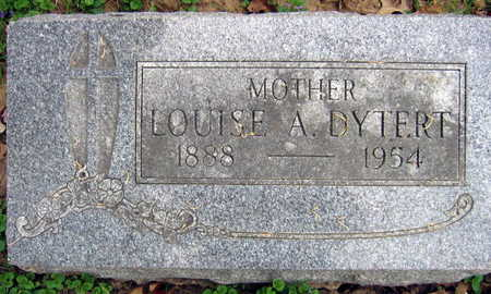 DYTERT, LOUISE A. - Linn County, Iowa | LOUISE A. DYTERT