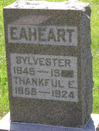 EAHEART, THANKFUL E. - Linn County, Iowa | THANKFUL E. EAHEART