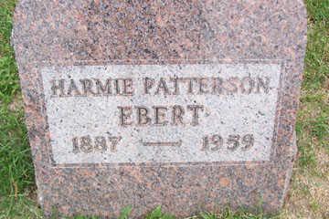 EBERT, HARMIE - Linn County, Iowa | HARMIE EBERT