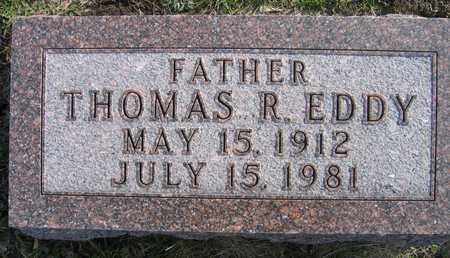 EDDY, THOMAS R. - Linn County, Iowa | THOMAS R. EDDY