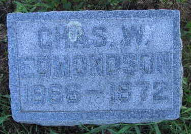 EDMONDSON, CHAS. W. - Linn County, Iowa | CHAS. W. EDMONDSON