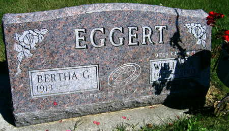 EGGERT, WILLIAM A. - Linn County, Iowa | WILLIAM A. EGGERT