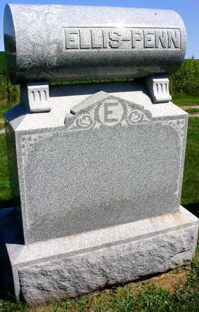 ELLIS-PENN, MEMORIAL TO - Linn County, Iowa | MEMORIAL TO ELLIS-PENN
