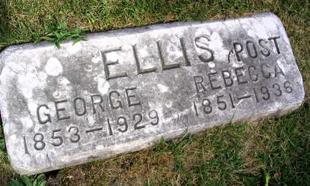 POST ELLIS, REBECCA - Linn County, Iowa | REBECCA POST ELLIS