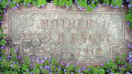 ENGEL, ANNA B. - Linn County, Iowa | ANNA B. ENGEL