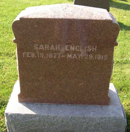 ENGLISH, SARAH - Linn County, Iowa | SARAH ENGLISH