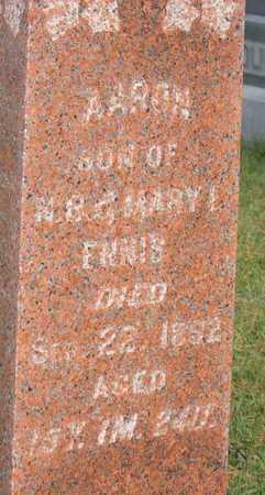 ENNIS, AARON - Linn County, Iowa | AARON ENNIS