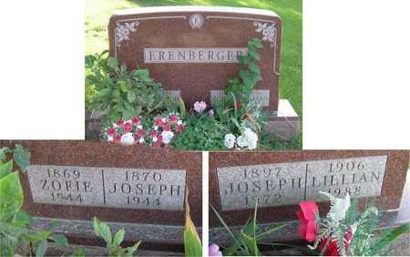 ERENBERGER, JOSEPH - Linn County, Iowa | JOSEPH ERENBERGER