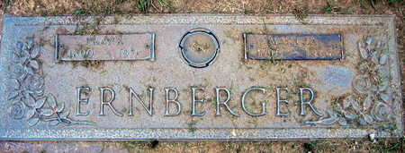 ERNBERGER, FRANK - Linn County, Iowa | FRANK ERNBERGER