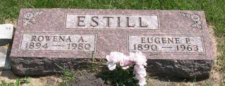ESTILL, EUGENE P. - Linn County, Iowa | EUGENE P. ESTILL