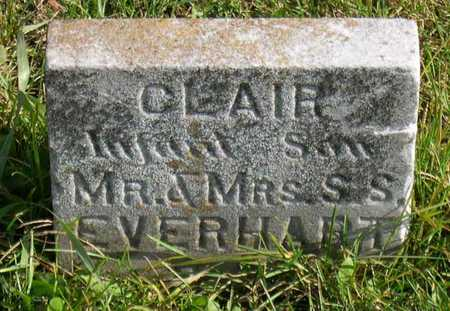 EVERHART, CLAIR - Linn County, Iowa | CLAIR EVERHART