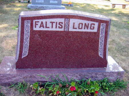 FALTIS LONG, FAMILY STONE - Linn County, Iowa | FAMILY STONE FALTIS LONG