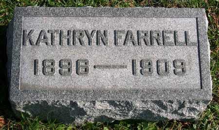 FARRELL, KATHRYN - Linn County, Iowa | KATHRYN FARRELL