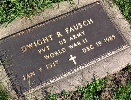 FAUSCH, DWIGHT R. - Linn County, Iowa | DWIGHT R. FAUSCH