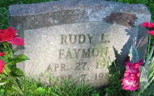 FAYMON, RUBY L. - Linn County, Iowa | RUBY L. FAYMON