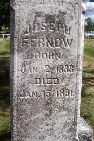 FERNOW, JOSEPH - Linn County, Iowa | JOSEPH FERNOW