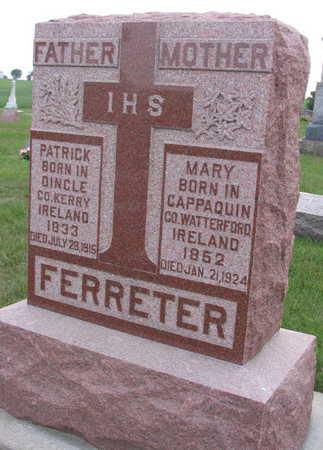 FERRETER, PATRICK - Linn County, Iowa | PATRICK FERRETER