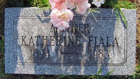 FIALA, KATHERINE - Linn County, Iowa | KATHERINE FIALA