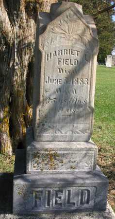 FIELD, HARRIET L. - Linn County, Iowa | HARRIET L. FIELD