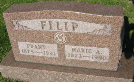 FILIP, FRANT. - Linn County, Iowa | FRANT. FILIP