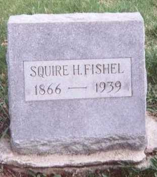 FISHEL, SQUIRE H. - Linn County, Iowa | SQUIRE H. FISHEL