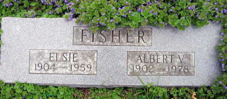FISHER, ELSIE - Linn County, Iowa | ELSIE FISHER