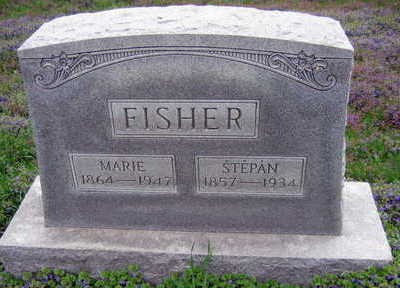 FISHER, STEPAN - Linn County, Iowa | STEPAN FISHER