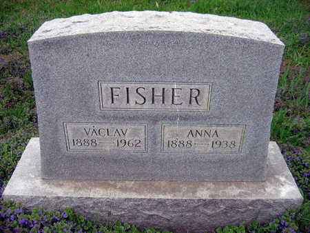 FISHER, VACLAV - Linn County, Iowa | VACLAV FISHER