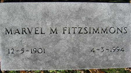 FITZSIMMONS, MARVIN M. - Linn County, Iowa | MARVIN M. FITZSIMMONS