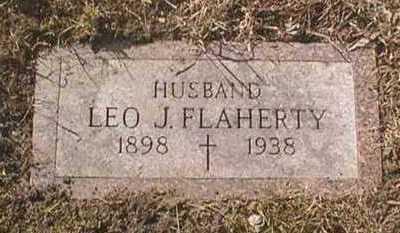 FLAHERTY, LEO - Linn County, Iowa | LEO FLAHERTY
