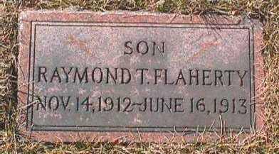 FLAHERTY, RAYMOND - Linn County, Iowa | RAYMOND FLAHERTY