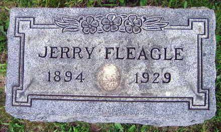 FLEAGLE, JERRY - Linn County, Iowa | JERRY FLEAGLE