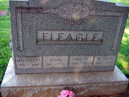 FLEAGLE, MAGDALENA - Linn County, Iowa | MAGDALENA FLEAGLE