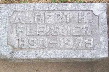 FLEISHER, ALBERT H. - Linn County, Iowa | ALBERT H. FLEISHER