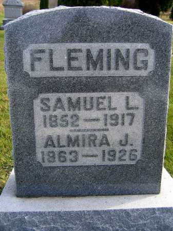 FLEMING, SAMUEL L. - Linn County, Iowa | SAMUEL L. FLEMING