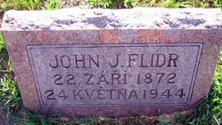 FLIDR, JOHN J. - Linn County, Iowa | JOHN J. FLIDR
