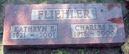 FLIEHLER, KATHRYN E. - Linn County, Iowa | KATHRYN E. FLIEHLER