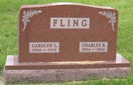 FLING, CAROLYN L. - Linn County, Iowa | CAROLYN L. FLING