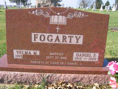 FOGARTY, DANIEL F. - Linn County, Iowa | DANIEL F. FOGARTY