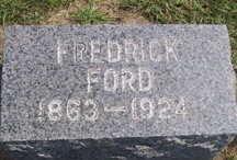 FORD, FREDRICK - Linn County, Iowa | FREDRICK FORD