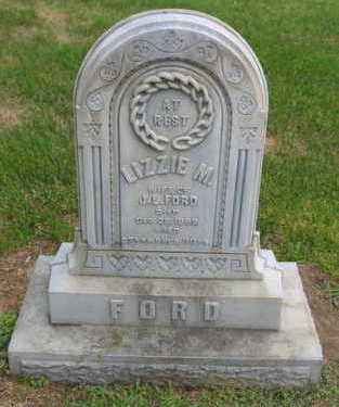 FORD, LIZZIE - Linn County, Iowa | LIZZIE FORD