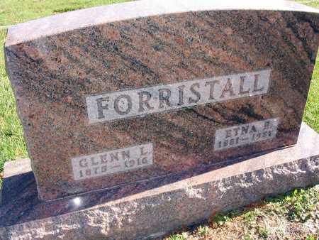 FORRISTALL, ETNA E. - Linn County, Iowa | ETNA E. FORRISTALL
