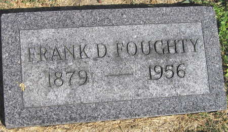 FOUGHTY, FRANK D. - Linn County, Iowa | FRANK D. FOUGHTY