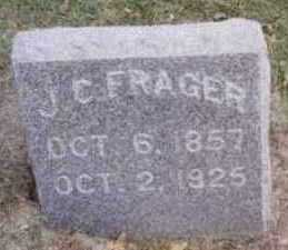 FRAGER, J.C. - Linn County, Iowa | J.C. FRAGER