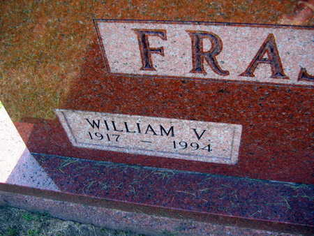 FRAJMAN, WILLIAM V. - Linn County, Iowa | WILLIAM V. FRAJMAN